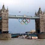 kółka olimpijskie Londyn 2012