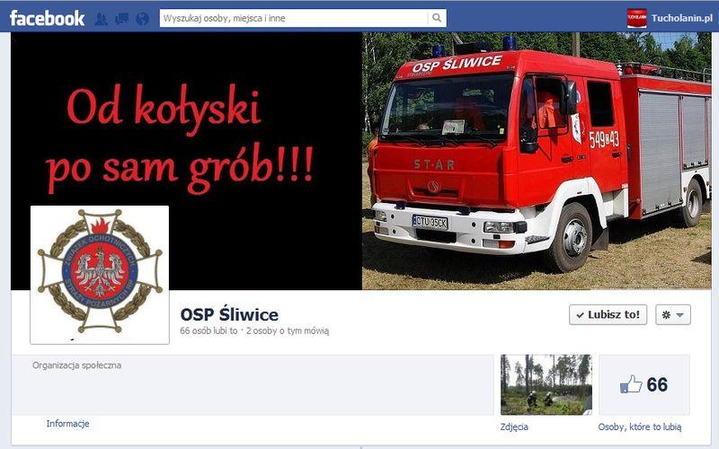 OSP Sliwice - facebook