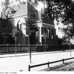 Kapliczka przyszpitalna w Tucholi (okres międzywojenny), fot. NAC