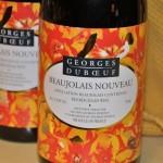 Beaujolais Nouveau, fot. Georges Duboeuf (fotopedia.com)