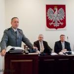 Kom. Powiatowy Policji w Tucholi K. Bodziński