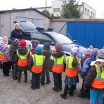 Przedszkolaki w KPP Tuchola 2012 1