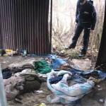 policja szuka bezdomnych 2
