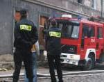 pożar Mąkowarsko 12.2012