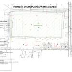 Projekt boisko Żalno 2013
