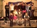 Spektakl Za ścianą z mgły utkaną GOK Gostycyn 2013