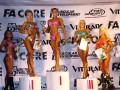 Kinga Szweda mistrzynią polski w kulturystyce i fitness 04.2013