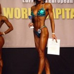 Kinga Szweda piąta na Mistrzostwach Europy w Hiszpanii 10.05.2013 2