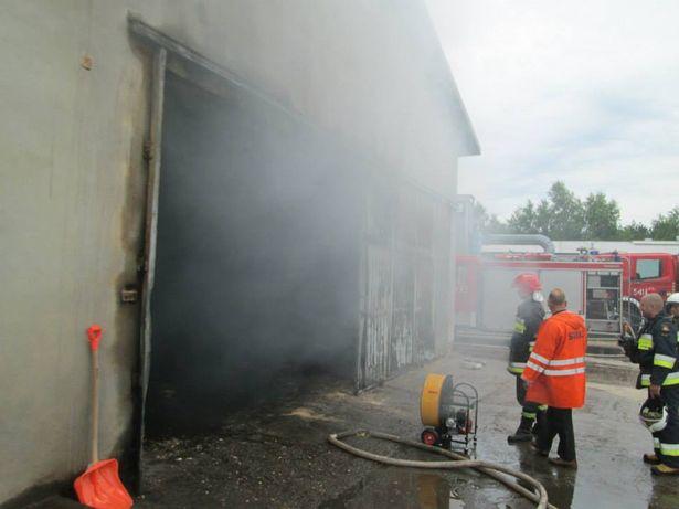 Pożar kotłowni Firma Zabroccy 18.06.2013.jpg
