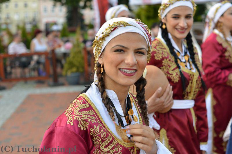 Folklor Rynek Tuchola 4.07.2013-13