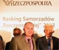Ranking Rzeczpospolitej 'Złota Setka' 77. miejce Kęsowa 17.07.2013