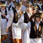 Historyczny Pochód Borowiaków i Kiermasz Borowiacki 21.09.2013-10