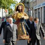 Historyczny Pochód Borowiaków i Kiermasz Borowiacki 21.09.2013-12