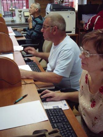 Mój pierwszy krok w Internecie Gostycyn 09.2013 2