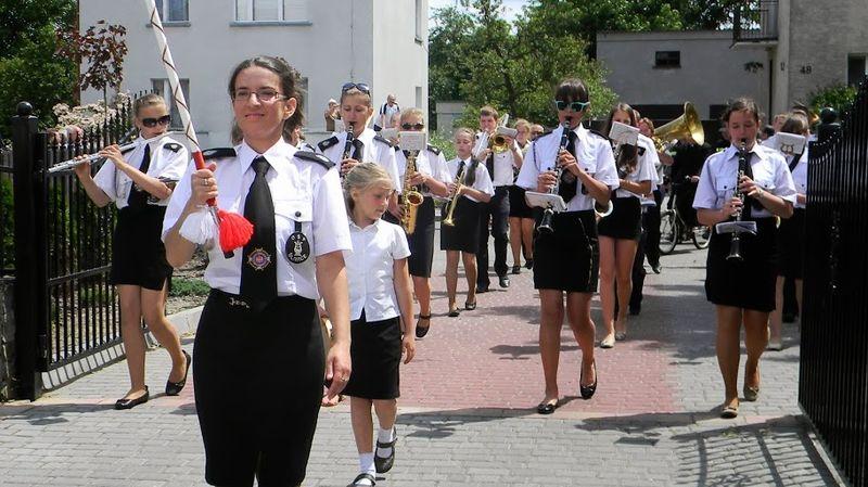 Orkiestar OSP Śliwice 2013