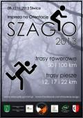 Impreza na orientację SZAGO Śliwice 2013