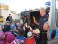 KPP Tuchola wizyta przedszkolaków 10.2013 4