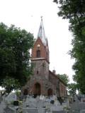 Lubiewo kościół (fot. Przemysław Jahr)