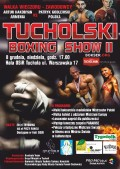 II Tucholski Boxing Show plakat