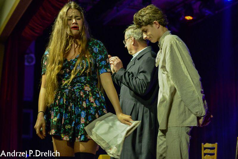 Premiera 'Panna Wdowa' Teatr MASQUE TOK 29.11.2013-10