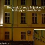 Budynek Urzędu Miejskiego Tuchola 12.2013-2