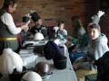 Wioska Górnicza wizyta dzieci z Tucholi 12.2013 2