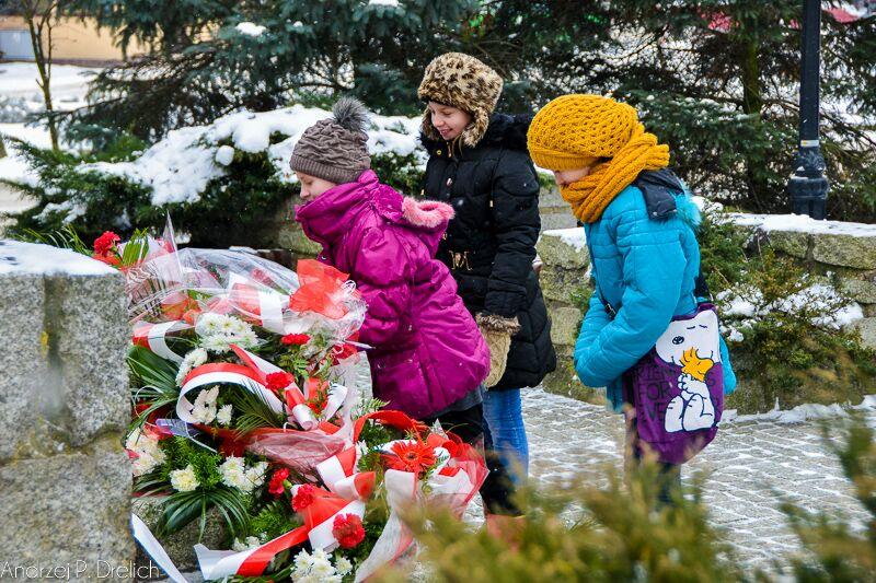 94. rocznica Odzyskania Niepodległości przez Tucholę 29.01.2014-21