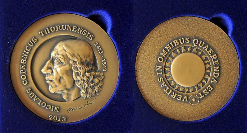 Medla Rok Kopernikański 2013