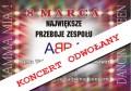 Abba plakat TOK Tuchola 03.2013 koncert odwolany kopia