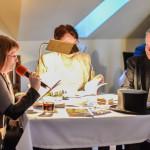 Literacka Kuźnia w Restauracja Kuźnia Tuchola 14.02.2014-1