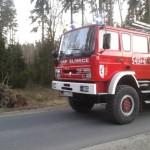 W akcji PSP Śliwice 17-18.03.2014 (fot. OSP Śliwice) 3