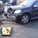 Wypadek Bysław 4.03.2014 4