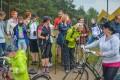 IV Rajd pieszo-rowerowy 'Na rowerze i na pieszo borowiackie szlaki cieszą' 24.05.2014-10