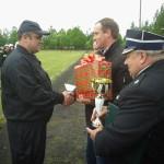 gminne zawody sportowo-pożarnicze Śliwice 16.05.2014 4
