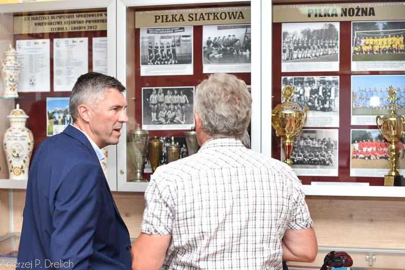 Otwarcie Galerii Sportu Tucholskiego OSiR Tuchola 16.06.2014-5