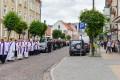Pogrzeb ks. Jana Lichosyta Tuchola 14.06.2014-24