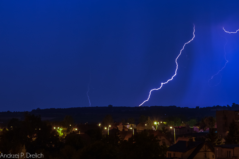 Burza okolice Tucholi 7.07.2014-2