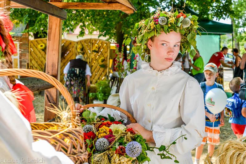 Dzień Folkloru Borowiackiego Tuchola 19.07.2014-7