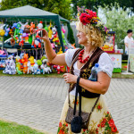 Otwarcie 55. Dni Borów Tucholskich Historyczny Pochód Borowiaków 5.07.2014-1