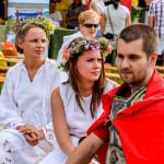 Otwarcie 55. Dni Borów Tucholskich Historyczny Pochód Borowiaków 5.07.2014-10