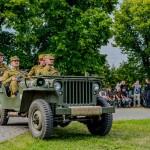 Otwarcie 55. Dni Borów Tucholskich Historyczny Pochód Borowiaków 5.07.2014-18
