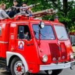 Otwarcie 55. Dni Borów Tucholskich Historyczny Pochód Borowiaków 5.07.2014-21