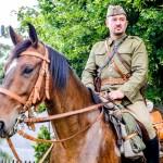 Otwarcie 55. Dni Borów Tucholskich Historyczny Pochód Borowiaków 5.07.2014-22