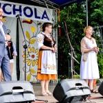 Otwarcie 55. Dni Borów Tucholskich Historyczny Pochód Borowiaków 5.07.2014-23