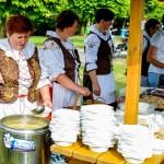 Otwarcie 55. Dni Borów Tucholskich Historyczny Pochód Borowiaków 5.07.2014-24