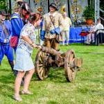 Otwarcie 55. Dni Borów Tucholskich Historyczny Pochód Borowiaków 5.07.2014-38