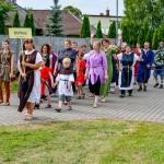 Otwarcie 55. Dni Borów Tucholskich Historyczny Pochód Borowiaków 5.07.2014-4