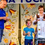 Otwarcie 55. Dni Borów Tucholskich Historyczny Pochód Borowiaków 5.07.2014-52