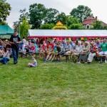 Otwarcie 55. Dni Borów Tucholskich Historyczny Pochód Borowiaków 5.07.2014-55