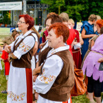 Otwarcie 55. Dni Borów Tucholskich Historyczny Pochód Borowiaków 5.07.2014-6